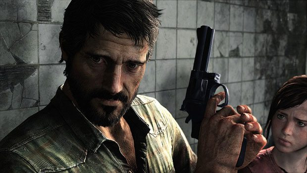 The Last of Us on PlayStation 3