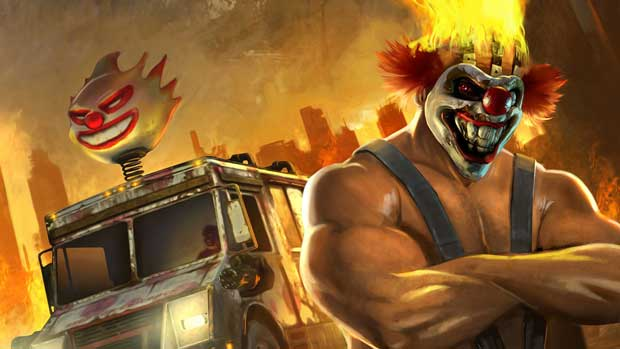Twisted Metal demo to hit PSN on January 31st News PlayStation  Twisted Metal