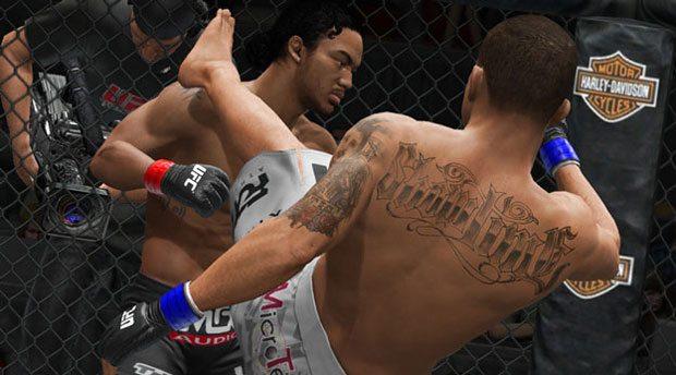 UFC Undisputed 3 Demo Goes Live, Trailer