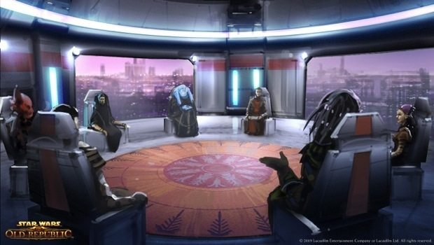 Bioware to hold first SWTOR Guild Summit in March News PC Gaming  SWTOR