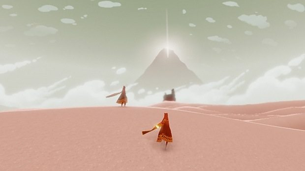 Journey releasing in March News PlayStation  Journey