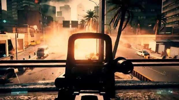 Massive Battlefield 3 Patch Inbound