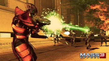 """More Mass Effect 3 """"From Ashes"""" Information PC Gaming PlayStation Screenshots Xbox  Mass Effect 3"""