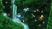 Rayman: Origins is incredible