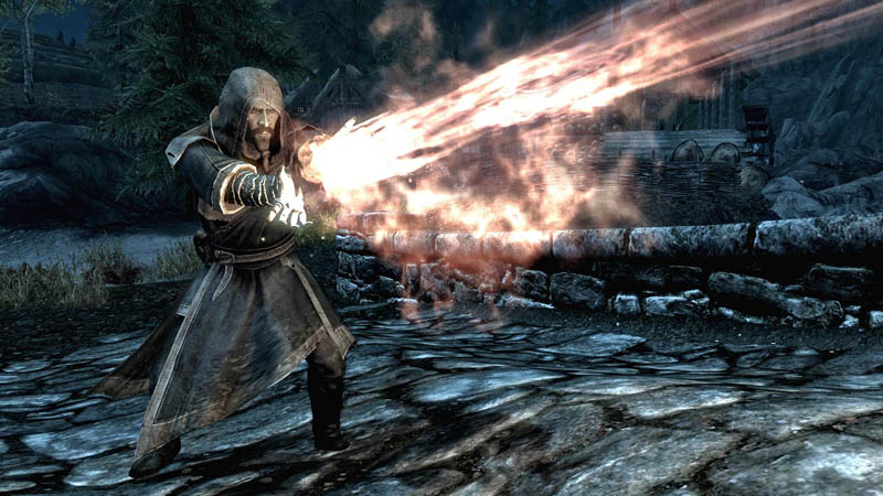 New Skyrim patch hits Steam News PC Gaming  Skyrim
