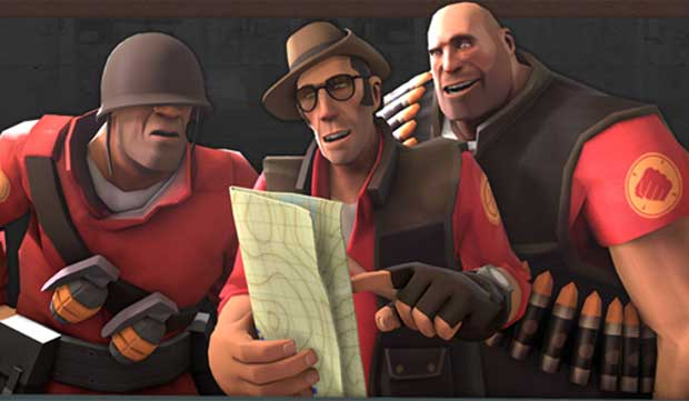 News PC Gaming  Valve Team Fortress 2 Steam