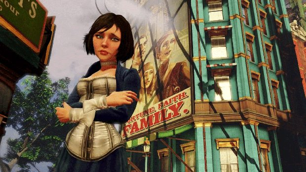 PlayStation  Bioshock Infinite