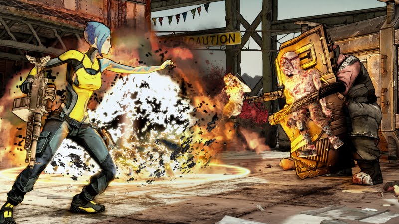 Borderlands 2 to release this September PC Gaming PlayStation Videos Xbox  Borderlands 2