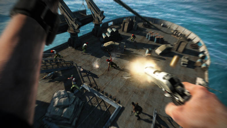 Far Cry 3 Screenshots up the ante for 2012
