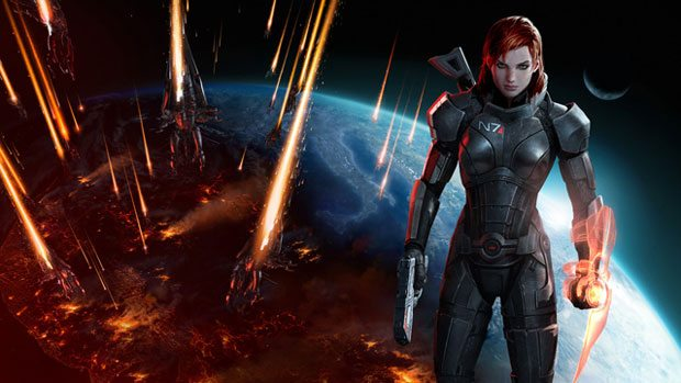 Mass Effect 3 Downloadable on PSN at launch