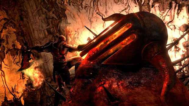 God of War IV February 2013 Release Date, says retailer News PlayStation  God of War IV God of War Ascension