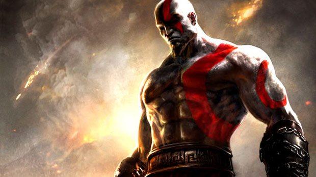 PlayStation  God of War 4