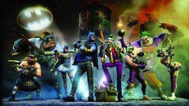 Gotham City Imposters Live on XBLA