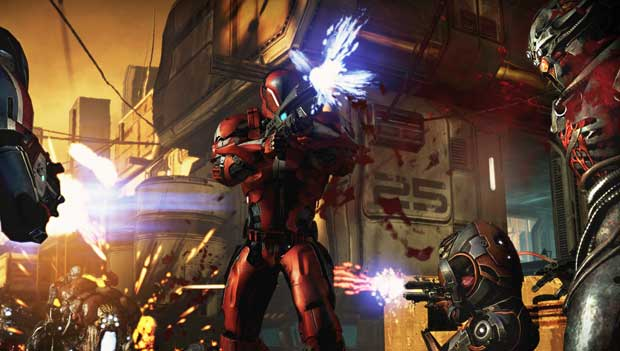 Get Free Xbox Live for playing Mass Effect 3 Demo