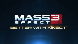 Mass Effect 3 Displays the true potential of Kinect