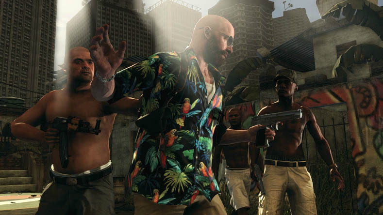 The Story of Max Payne 3