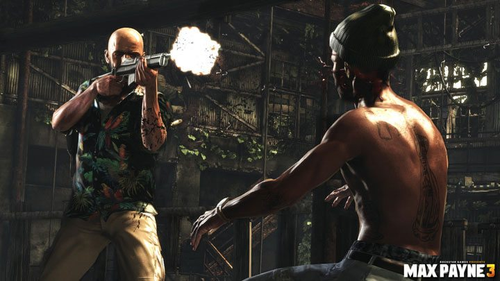 Videos  Max Payne 3
