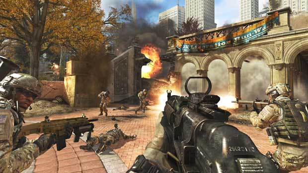 PS3 Users to get Modern Warfare 3 Elite Content on Feb 28th News PlayStation  Modern Warfare 3