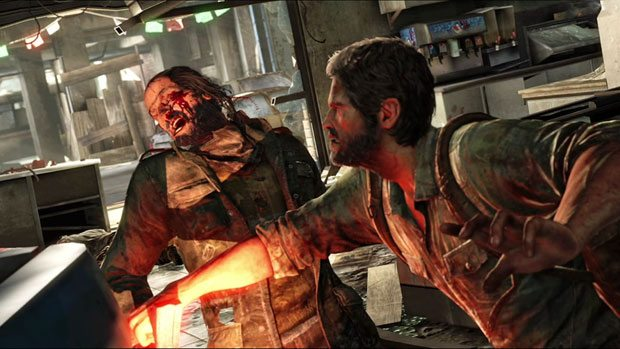 PlayStation  The Last of Us Naughty Dog