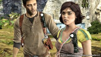 Impressions: Uncharted: Golden Abyss