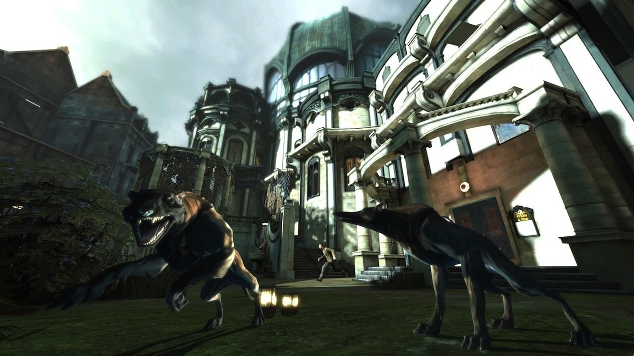 New Dishonored Media Turns Up