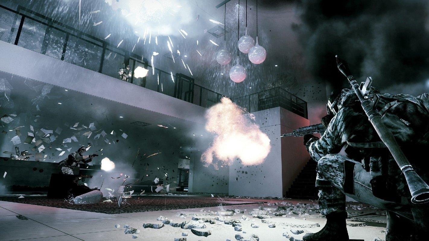 News PC Gaming PlayStation Screenshots Xbox  Battlefield 3
