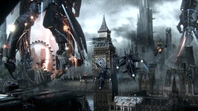Mass Effect 3 DLC Not Essential to Experience News PC Gaming PlayStation Xbox  Mass Effect 3
