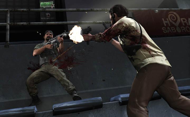 Друзья. Темы. Max Payne 3. Объявления. Альбом. Блог.