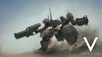 Armored Core V launches, online war begins