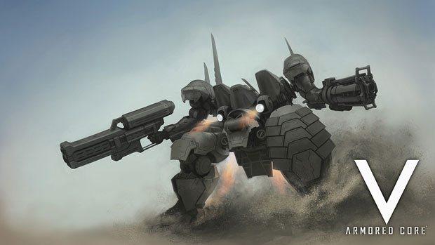armored-core-v-trailer