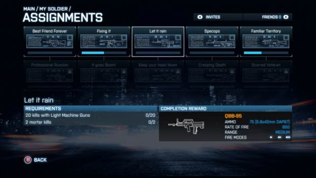 Battlefield 3 now offers instant upgrades, for a price