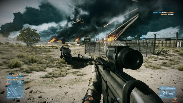 Battlefield 3 Players Set for Big Week News PC Gaming PlayStation Xbox  Battlefield 3