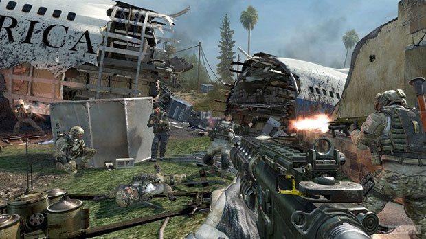 News Xbox  Modern Warfare 3
