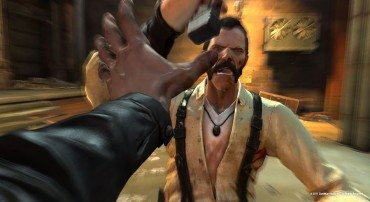 Get your first in-game glimpse of Dishonored
