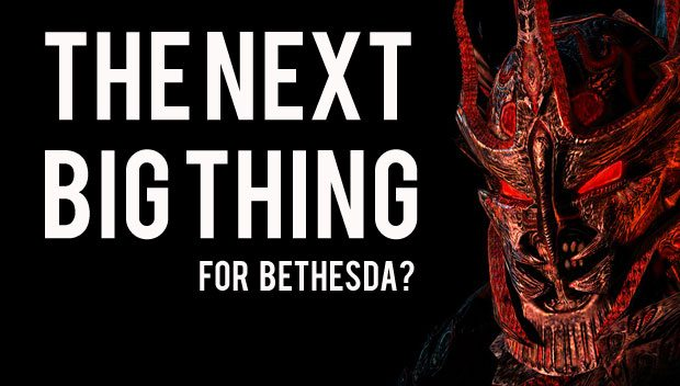 Is an Elder Scrolls MMO on the way?