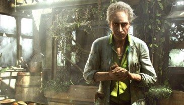 Meet Far Cry 3's Dr. Earnhardt