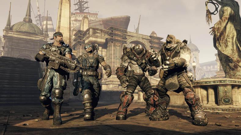 News Screenshots Videos Xbox  Gears of War 3