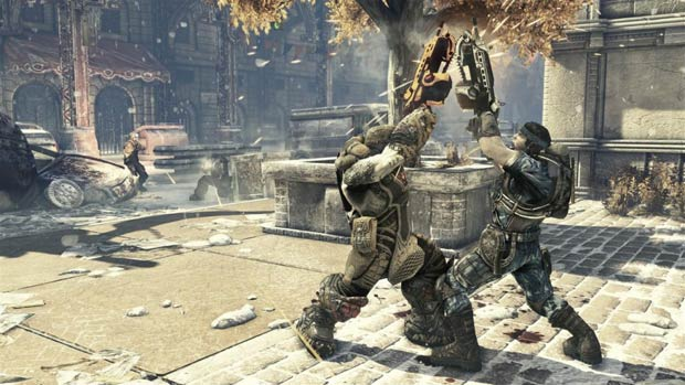 Gears of War 3: Forces of Nature Map Pack 1 (DLC) (X-BOX360)