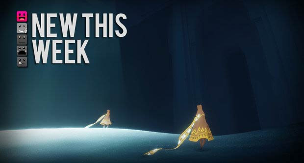 journey ps3 new this week1