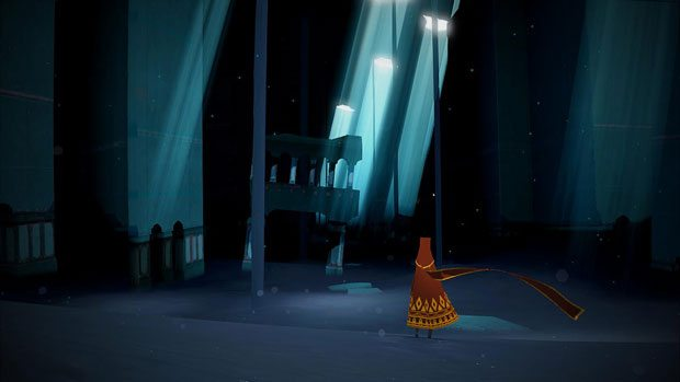 Journey Reaches the Summit on PlayStation 3 PlayStation Videos  Journey