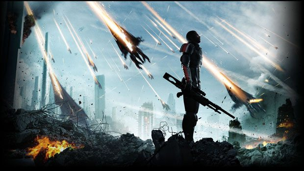 Bioware execs talk Mass Effect 3 ending News PC Gaming PlayStation Xbox  Mass Effect 3