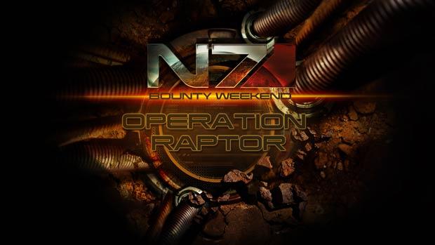 Mass Effect 3 Bounty Weekend Begins Today