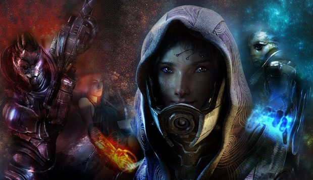 A Mass Effect MMO?  Bioware is interested News PC Gaming  Mass Effect 3