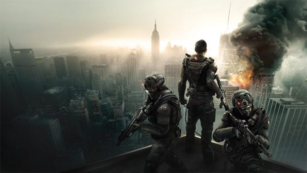 News PC Gaming PlayStation Xbox  Rainbow 6: Patriots