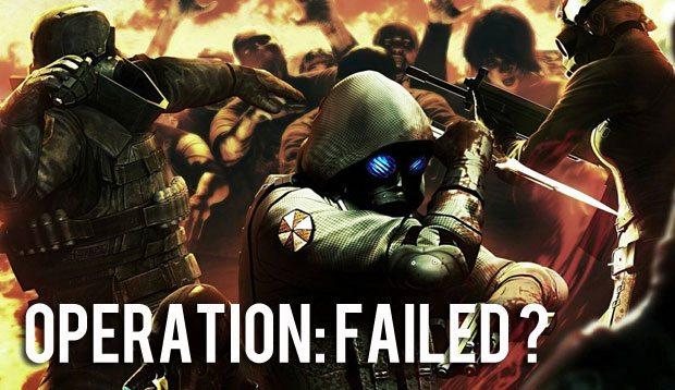 News PlayStation Xbox  Resident Evil: Operation Raccoon City