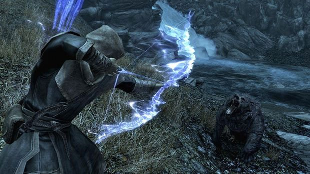 News PC Gaming PlayStation Xbox  Skyrim