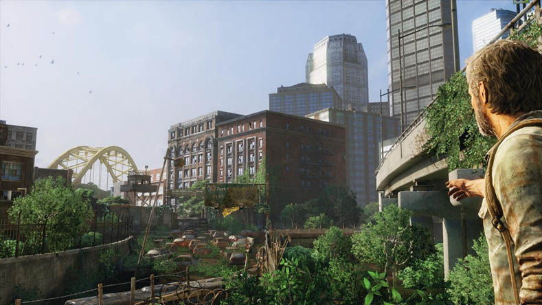 Naughty Dog dumps info on The Last of Us