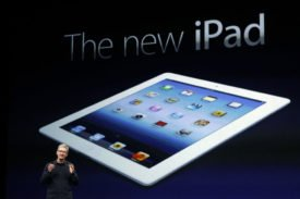 Apple to release Third Generation iPad next week