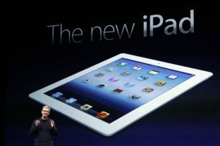 Apple to release Third Generation iPad next week