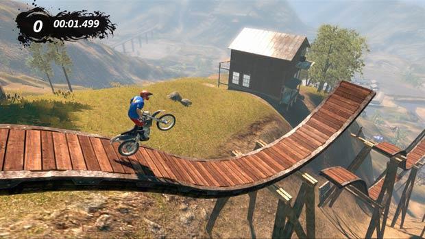 More Trials Evolution Gameplay